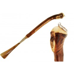 Łyżka do obuwia Pasotti Shoehorn in Chestnut Wood, cs CR