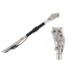 Łyżka do obuwia Pasotti Silver Owl, cs W44