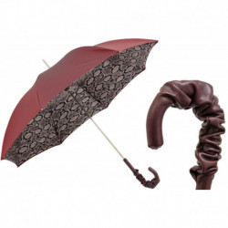 Pasotti Parasol damski Animal 189 55303-217 A35 - Python Umbrella