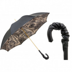Pasotti Parasol damski Animal 189 55651-93 A35 - Snake Print Umbrella