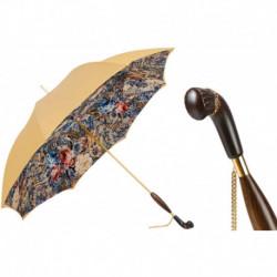 Pasotti Parasol damski Classic 189 9A366-1 Z1 - Vintage Umbrella