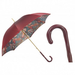 Pasotti Parasol damski Classic 189 5V777-1 Z16 - Classic Burgundy Umbrella