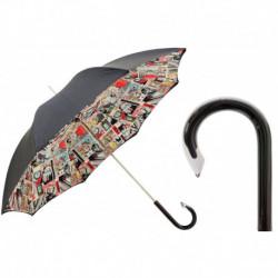 Pasotti Parasol damski Classic 189N 5K890-1 G15 - Comics Umbrella