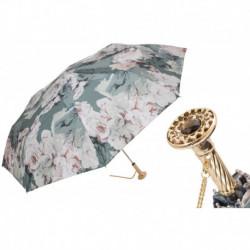 Pasotti Parasol damski składany 257 5R316-6 P12 - Luxury Collapsible Umbrella