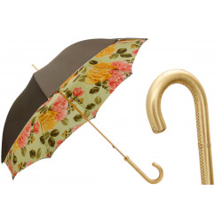 PASOTTI Parasol Damski 189 54740-88 I35 - Yellow Roses Umbrella