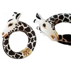 Mosiężna bransoletka Pasotti Br K8 - Giraffe Bracelet
