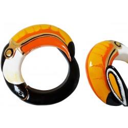 Mosiężna bransoletka Pasotti Br K3 - Toucan Bracelet