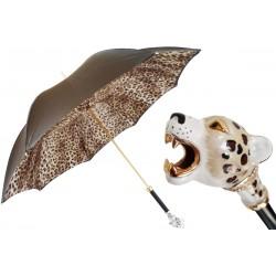 PASOTTI Parasol Damski jaguar