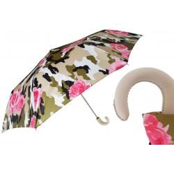 PASOTTI Parasol Damski moro pink, składany