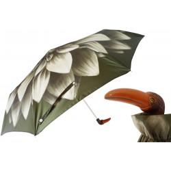 Parasol Pasotti Green Flower Toucan Folding, 257 21273-13 141