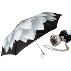 Parasol Pasotti Silver Dahlia Folding, 257 21273-11 P11