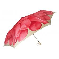 Parasol Pasotti Red Dahlia Folding, 257 21065-21 P11