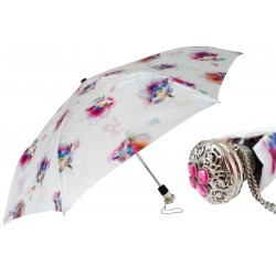 Parasol Pasotti Luxury Flowered Folding, 261S 5M470-3 B54
