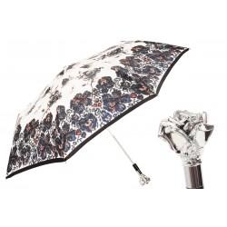 Parasol Pasotti Silver Rose Folding, 257 9666-1 W43