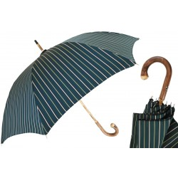 Parasol Pasotti Solid Stick Chestnut with Knob End, 142 Bruce-5 CR
