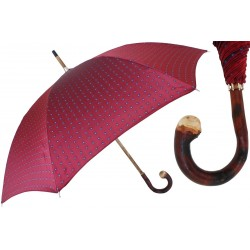 Parasol Pasotti Solid Chestnut with Knob End, 142 82128-1 CBR