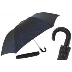 Parasol Pasotti Bespoke Folding, Leather Handle, 64 Pto CN5 P