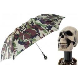Parasol Pasotti Camouflage Skull Handle Folding, 64 907-1 W33os