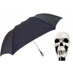 Parasol Pasotti Silver Skull Folding, 64 7079-8 W33