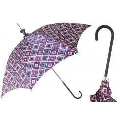 Parasol Pasotti Manual Opening Geometric, Rainproof, 354ni 5A198-6 D1