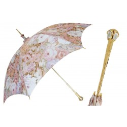 Parasol Pasotti Manual Opening Flowered, Rainproof, 354or 5A323-4 E11
