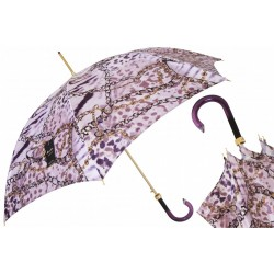 Parasol Pasotti Purple Nuance with Chains Print, 20 58002-7 G15