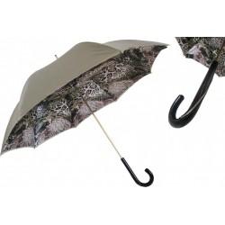 Parasol Pasotti Zip Handle Jungle, podwójny materiał, 189 57781-3 C35V