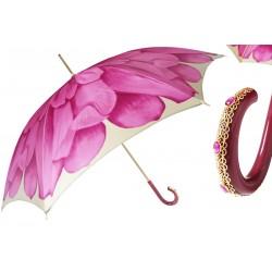 Parasol Pasotti Fuchsia Dahlia, 460 21065-30 C49