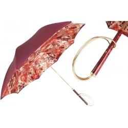 Parasol Pasotti Wonderful Flowers, podwójny materiał, 189 25-5 S MM