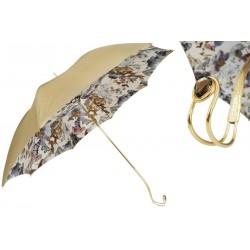 Parasol Pasotti Romantic Butterflies, podwójny materiał, 189 58979-1 G26