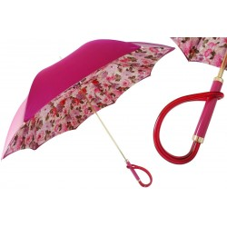 Parasol Pasotti Fuchsia Flowers, podwójny materiał, 189 51123-33 A