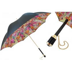 Parasol Pasotti Beautiful Flowered, podwójny materiał, 189 5E491-3 S11