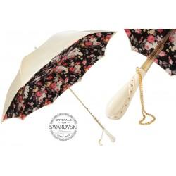 Parasol Pasotti Flowered Vintage, podwójny materiał, 189 52693-68 Z5