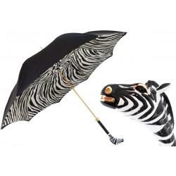 Parasol Pasotti Enameled Zebra, 189 21028-55 K17