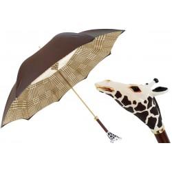 Parasol Pasotti Luxe Giraffe, podwójny materiał, 189 20462-17 K8