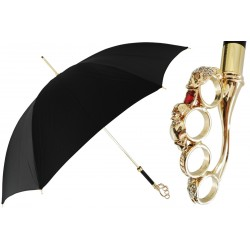 Parasol Pasotti Gold Knuckleduster Womens, 460 Plat-34 W84